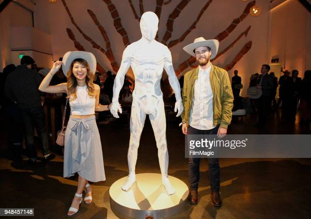 Guests attend the San Francisco Premiere of Westworld Season 2 from HBO on April 18 2018 in San Francisco California