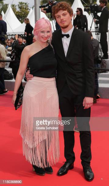 Guests attend the screening of Portrait Of A Lady On Fire during the 72nd annual Cannes Film Festival on May 19 2019 in Cannes France