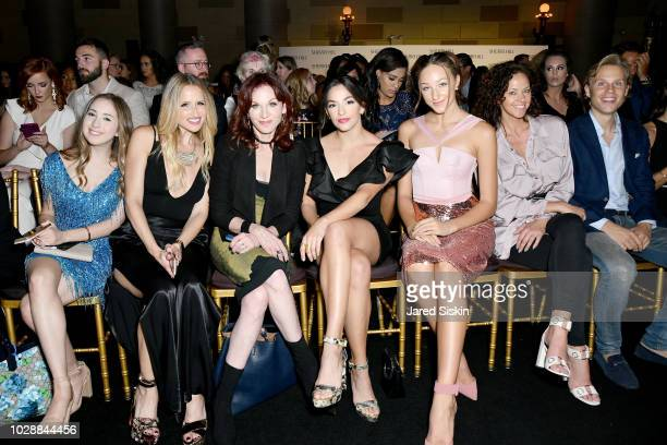 Guests attend the Sherri Hill Spring 2019 NYFW at Gotham Hall on September 7 2018 in New York City