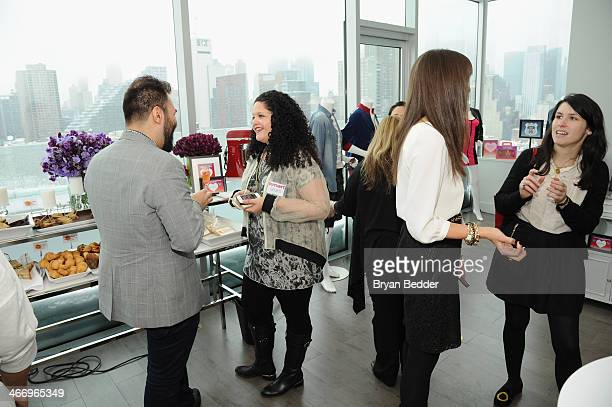 Guests attend the Shop Your Way #RealPersonal event at Ink48 on February 5, 2014 in New York City.