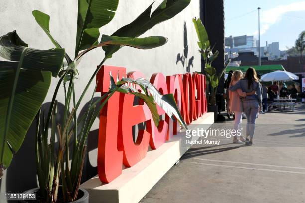 Guests attend the Teen Vogue Summit 2019 at Goya Studios on November 02 2019 in Los Angeles California