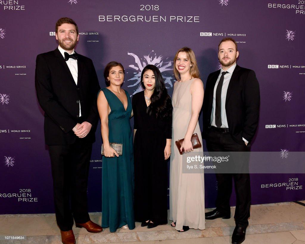 Third Annual Berggruen Prize Gala Celebrates 2018 Laureate Martha C. Nussbaum In New York City - Arrivals : News Photo