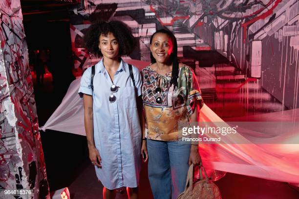 Guests attend the #Ultimune Launch Event on May 31 2018 in Paris France
