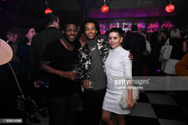 Guests attend the Vulture And Moulin Rouge The Musical Present A Spectacular Spectacular Moulin Rouge The Musical Album Release on October 25 2019 in...