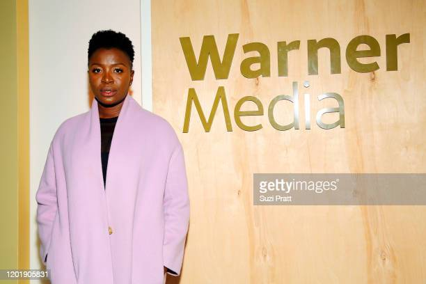 Guests attend the WarnerMedia and ATT Sundance KickOff Party at Lateral on January 24 2020 in Park City Utah 731296