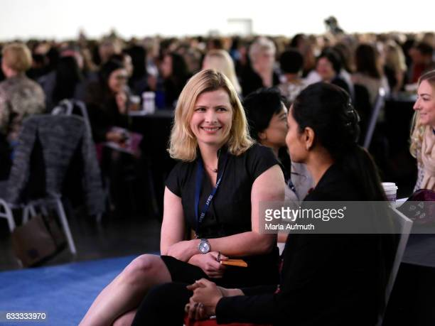 Guests attend the Watermark Conference for Women at San Jose Convention Center on February 1 2017 in San Jose California