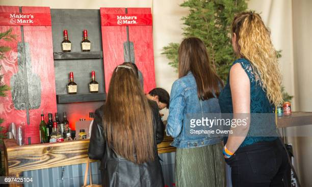 Guests attend the Women Filmmakers Event during 2017 Los Angeles Film Festival at Festival Lounge on June 16 2017 in Culver City California