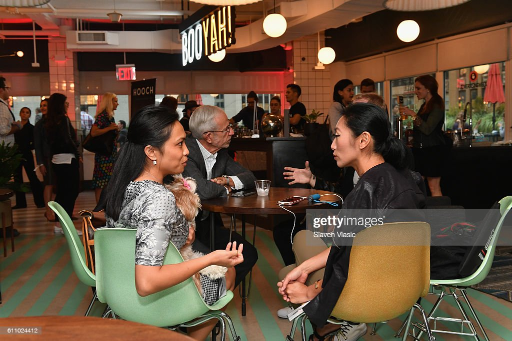 NY: Advertising Week New York 2016 - Time Out Connects