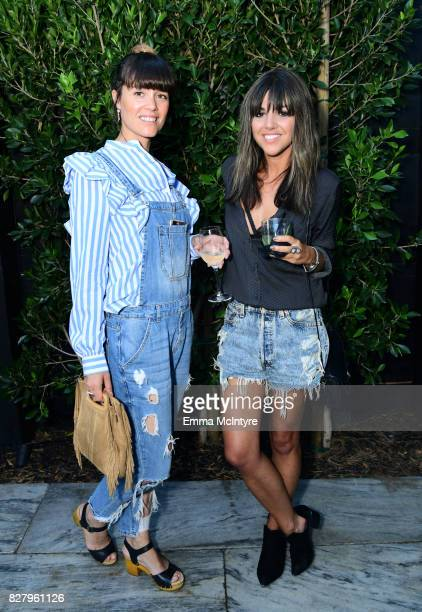 Guests attend True Religion FIT event with Nylon at Ysabel on August 8 2017 in West Hollywood California