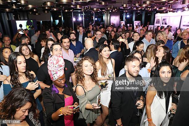 """Guests attends An Evening Of Hip Hop With A Performance By Darryl """"DMC"""" McDaniels on December 3, 2016 in Miami, Florida."""
