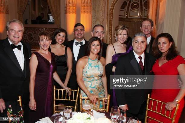 Guests attends BALLET HISPANICO'S 40th Anniversary Spring Gala at The Plaza on April 19 2010 in New York City