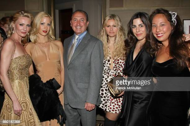 Guests attends Celebrating Fashion Gala Awards Dinner to Support The GORDON PARKS Foundation at Gotham Hall on June 2 2009 in New York City