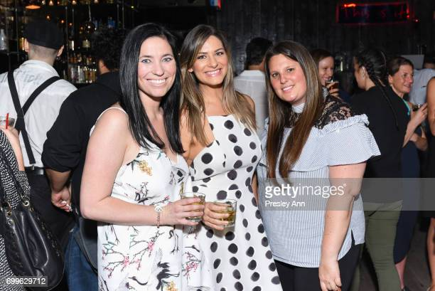 Guests attends Elizabeth Shafiroff and Lindsey Spielfogal Host the First Annual Global Strays Fund Raising Party at Rumpus Room on June 21 2017 in...