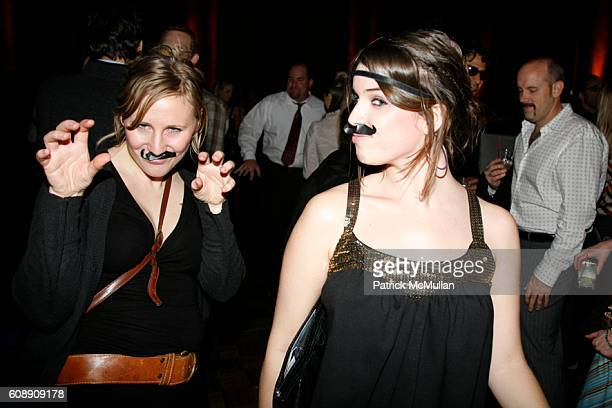 Guests attends MOVEMBER Gala New York 2007 at Capitale on November 27 2007 in New York City