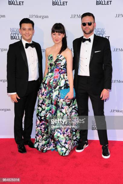 Guests attends New York City Ballet 2018 Spring Gala at David H Koch Theater Lincoln Center on May 3 2018 in New York City