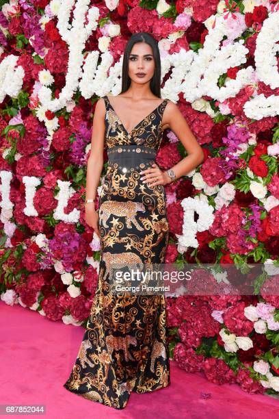 Guests attends Philipp Plein Cruise Show 2018 during the 70th annual Cannes Film Festival at on May 24 2017 in Cannes France