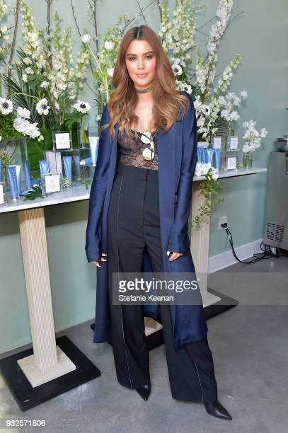 Guests attends Summer Fridays Skincare Launch With Marianna Hewitt Lauren Gores Ireland at Hayden on March 15 2018 in Culver City California