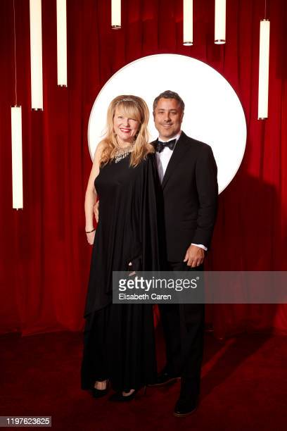 Guests attends the 22nd Costume Designers Guild Awards at The Beverly Hilton Hotel on January 28 2020 in Beverly Hills California