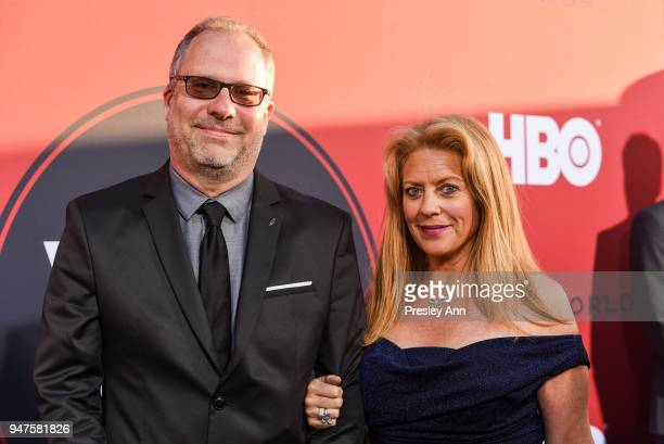 Guests attends Westworld Season 2 Los Angeles Premiere on April 16 2018 in Los Angeles California