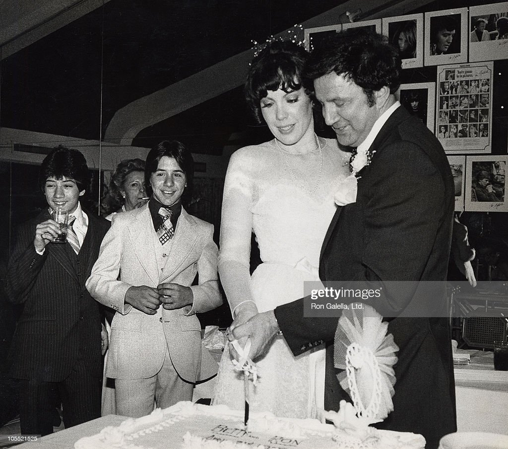 Ron Galella's Wedding Reception - April 22, 1979 : Foto jornalística