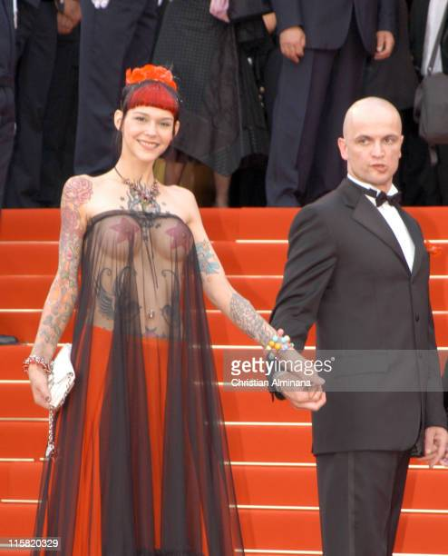 Guests during 2005 Cannes Film Festival Closing Ceremony and 'Chromophobia' Screening at Palais de Festival in Cannes France