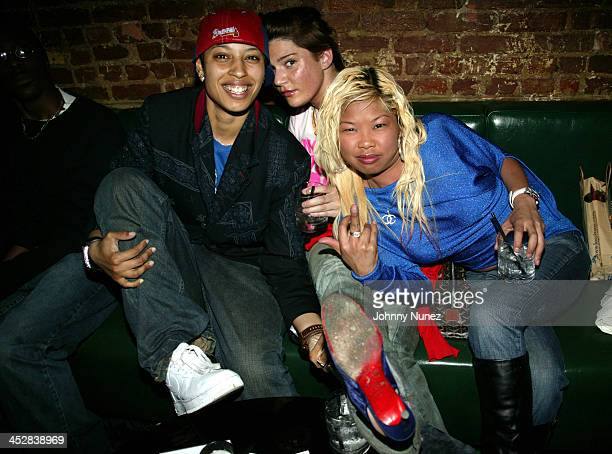 Guests during 4th Annual Tribeca Film Festival Just For Kicks After Party at Kos in New York City New York United States