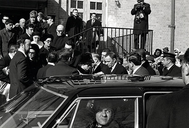 funeral for frank sinatra s father january 26 1969 photos and