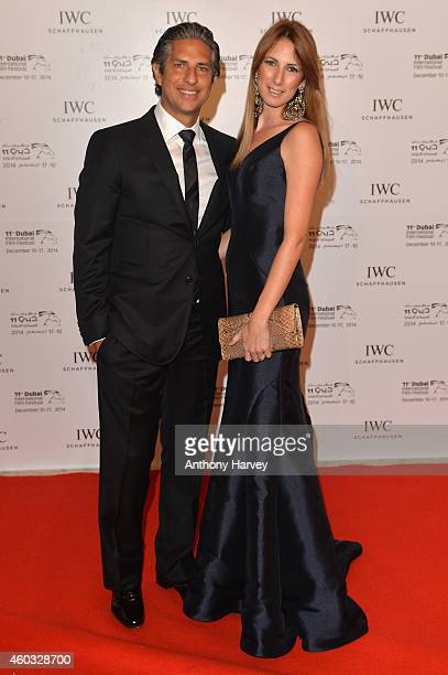 Guests during the IWC Filmmaker Award Night 2014 at The One Only Royal Mirage on December 11 2014 in Dubai United Arab Emirates