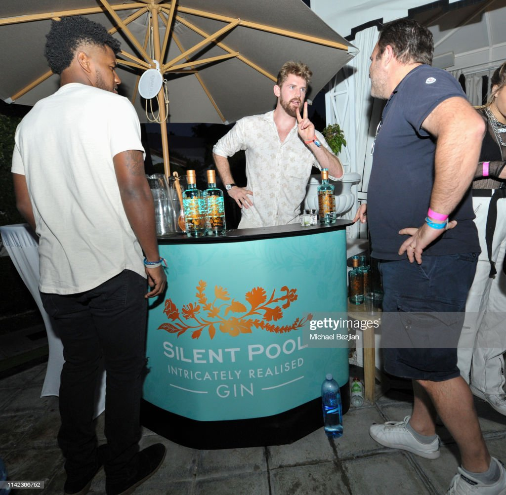 beGlammed Sunset Soiree Presented by Fullscreen : News Photo