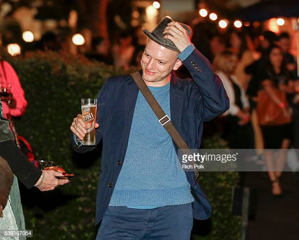 Guests enjoy Peroni at 2016 LAFF Closing Night on June 9 2016 in Los Angeles California