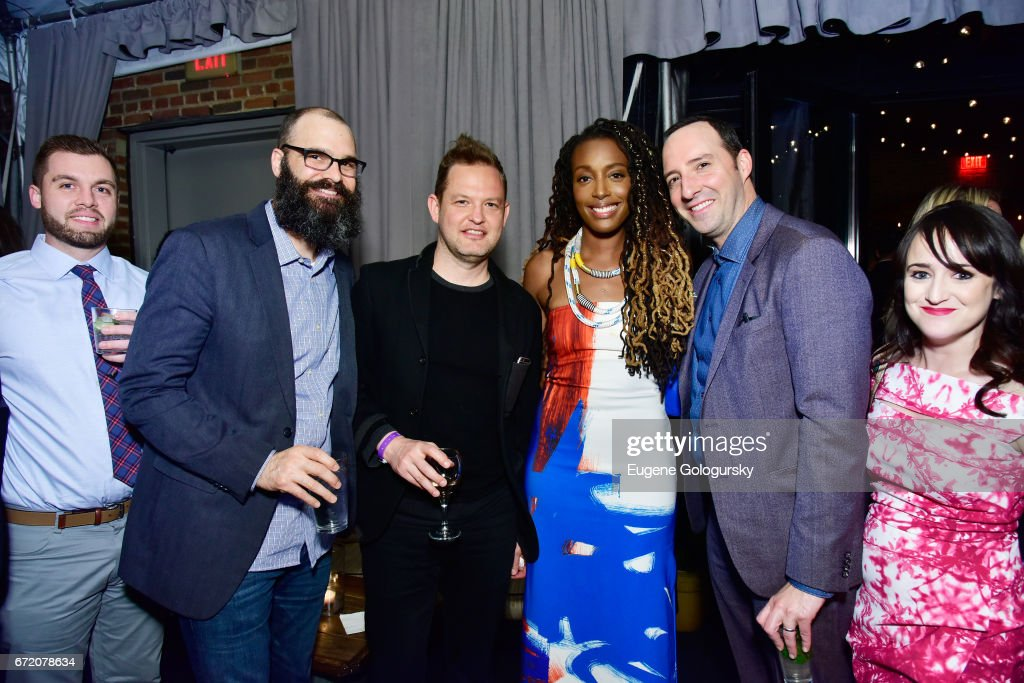 The 9th Annual Shorty Awards - After Party : News Photo