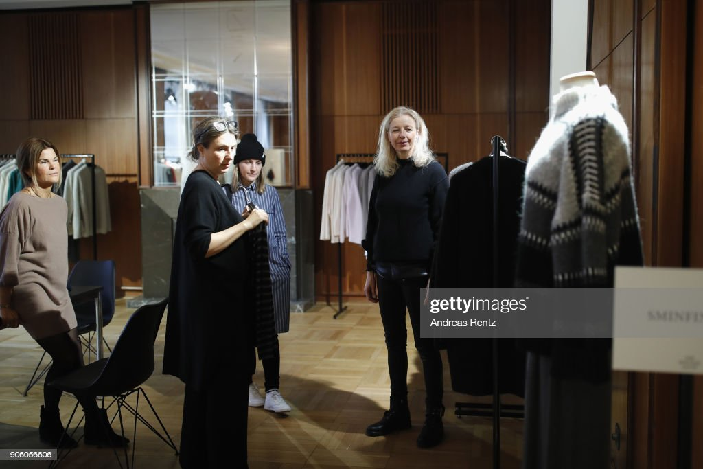 Perret Schaad Presentation1  - Der Berliner Salon AW 18/19