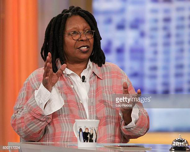 THE VIEW Guests include John Cena Joey Lawrence Yara Shahidi Marcus Scribner Miles Brown and Marsai Martin airing Wednesday April 13 2016 on Walt...