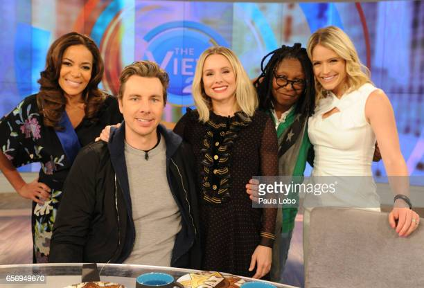Guests include Kristen Bell and Dax Shepard Rep Adam Schiff on ABC's 'The View' 'The View' airs MondayFriday on the ABC Television Network SUNNY