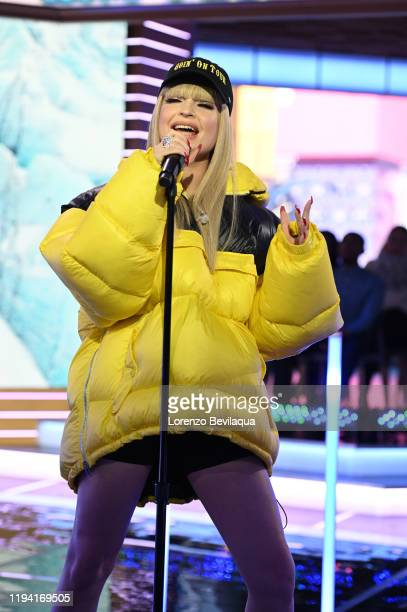 "Guests include Vanessa Hudgens and Kim Petras. ""Good Morning America"" airs M-F, 7am-9am, ET on ABC. KIM PETRAS"