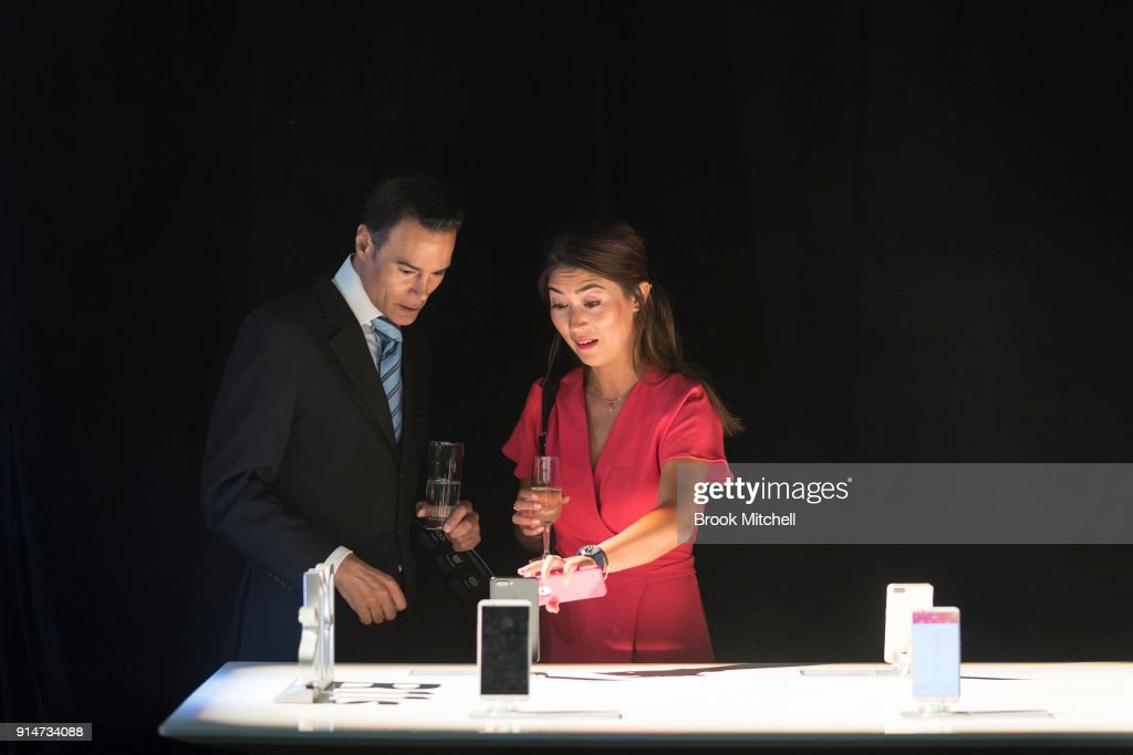 OPPO Smartphone Launch : News Photo