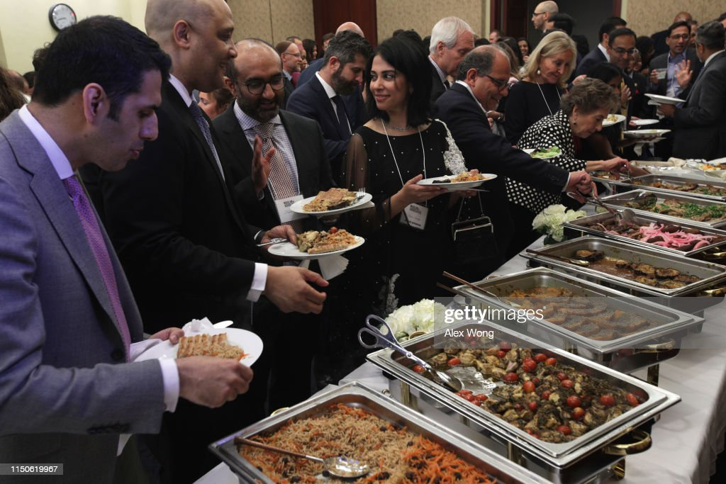 DC: Speaker Pelosi Delivers Remarks At Iftar Hosted By Reps. Ilhan Omar, Rashida Tlaib and Andre Carson Marking The End Of Ramadan