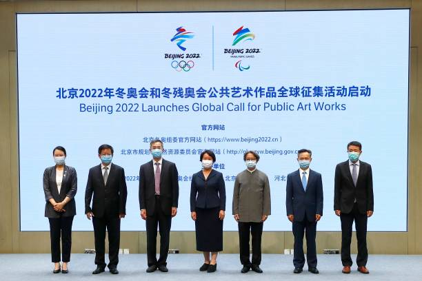 CHN: Beijing 2022 Olympic Launches Global Call For Public Art Works
