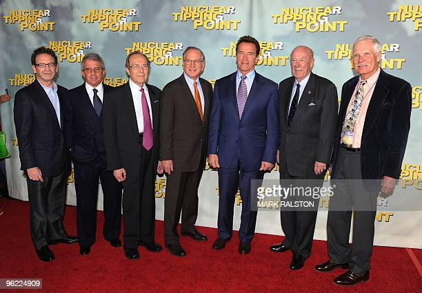 Guests President & COO of Universal Studios Hollywood Larry Kurzweil, President & COO of Universal Studios Ron Meyer, former Defense Secretary...