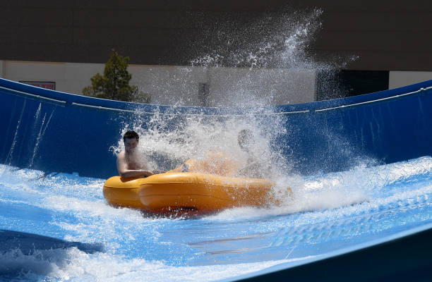 NV: Nevada Reopens Water Parks As Part Of Phase 2 Reopening Amid COVID-19 Pandemic