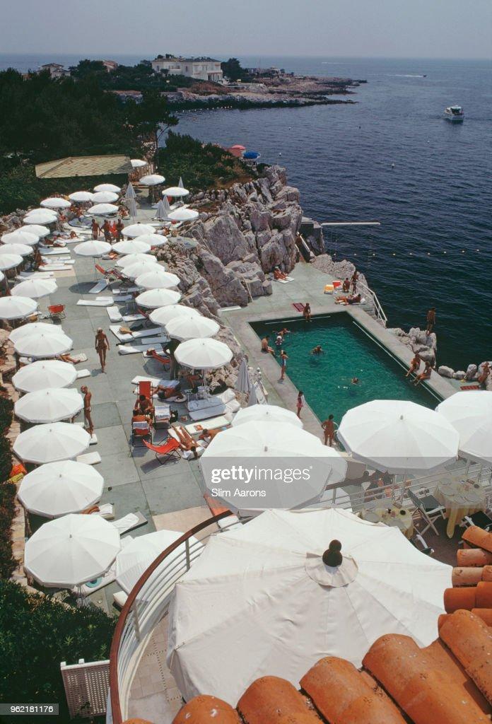Hotel Du Cap Eden Roc News Photo