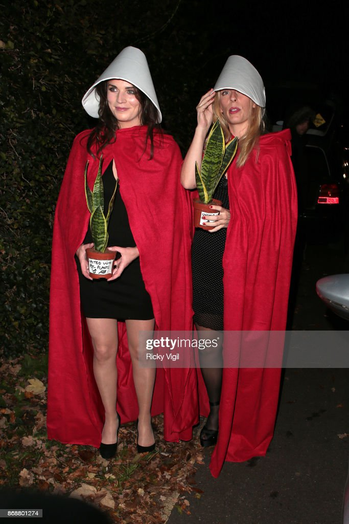 London Celebrity Sightings -  October 31, 2017 : News Photo