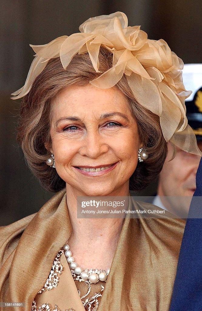 The Wedding Of Crown Prince Willem Alexander Of Holland And Maxima Zorregueta : News Photo