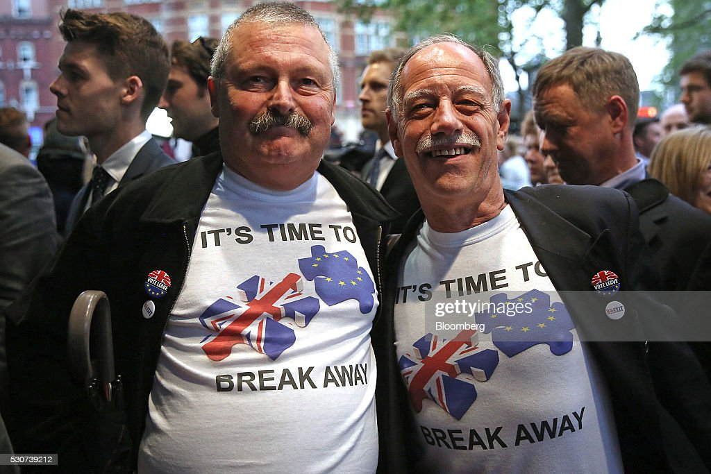 Premiere of Brexit: The Movie : News Photo