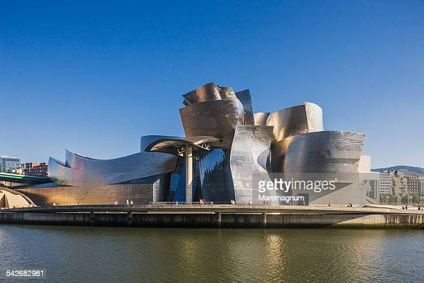 Guggenheim Museum and Bilbao river