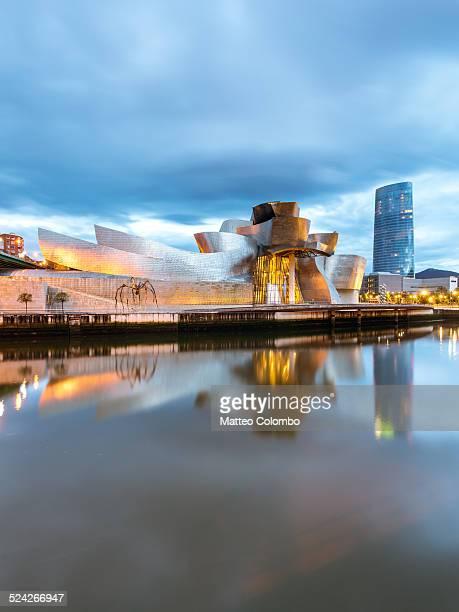 Guggenheim Museum and Iberdrola Tower, Bilbao