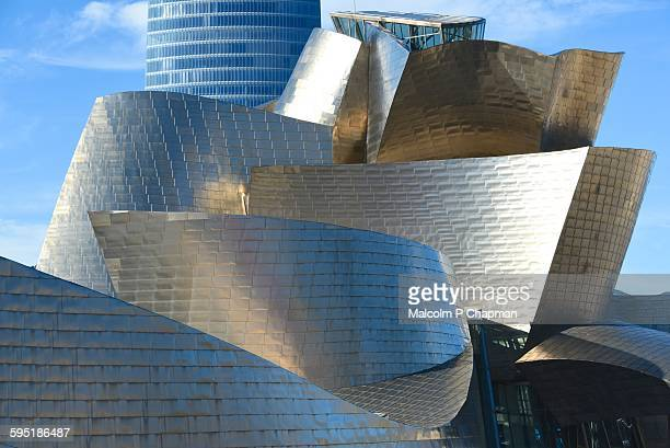 Guggenheim Museum, Bilbao, Basque Region, Spain