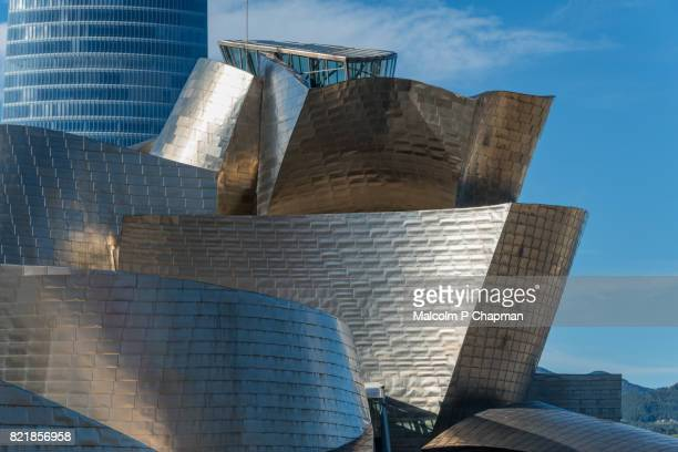Guggenheim museum, Bilbao, Basque Region, Spain