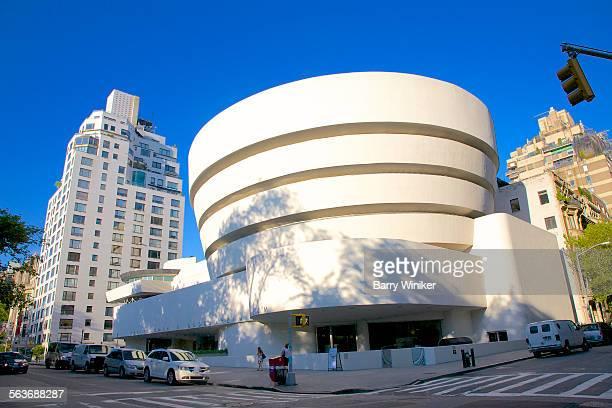 Guggenheim Museum, Upper East Side, NYC