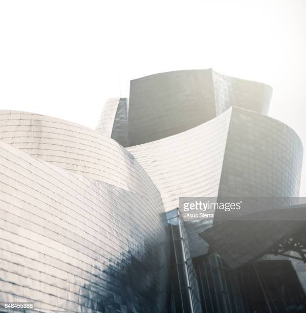 Guggenheim Museum,building by Frank O. Gehry. Bilbao. Biscay. Basque Country. Spain